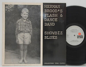 Herman-Brood-s-Flash-amp-Dance-Band-Showbiz-Blues-Ariola-NM-W