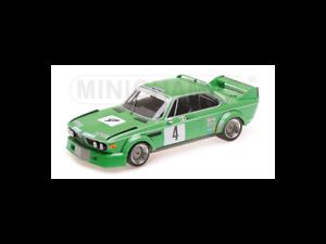 MINICHAMPS 1 18 BMW 3.0 CSL N.4 VITTORIA ETCC ZANDVOORT 1979 MODELLINO