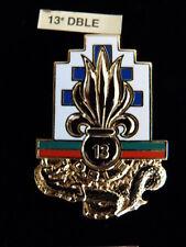 INSIGNE MILITAIRE Pucelle Armée Arthus Bertrand 13° DBLE légion étrangère