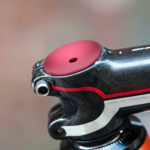 Bicycle Headset Mountain Bike Top Cap for 28.6mm Fork Tube Cover Stem Spacer FA