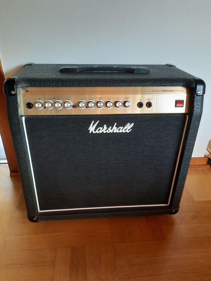 Guitarcombo, Marshall Avt50x