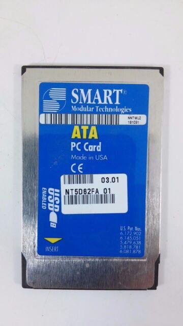 Smart 6MB Flash Card PCMCIA PC Memory Card SM9FCSC6M001