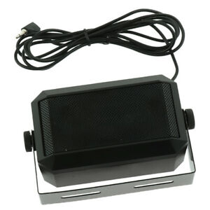 Car-Rectangular-External-Speaker-3-5mm-Jack-for-Yaesu-FT-7900R-Car-Radio