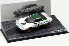 LANCIA Stratos HF #14 Rallye Monte Carlo 1975 Munari, Mannucci 1:43 ALTAYA