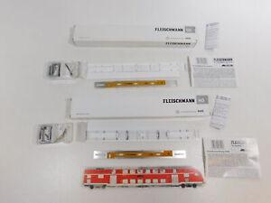 CJ301-0-5-2x-Fleischmann-H0-6445-Innenbeleuchtung-geprueft-NEUW-OVP