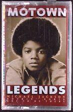Michael Jackson-Motown Legends LP CASSETTE SEALED OOP