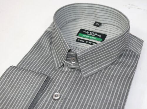Peaky Colletto Camicia Blinders Uomo Di Gemelli Cotone Collare Legame C4xwAqT0