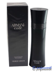 good texture good selling lowest discount Details about Armani Code by Giorgio Armani for Men Edt 4.2 OZ 125 ML Spray  New In Box