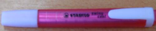 4006381135887 Swing Cool STABILO Textmarker Pink 275//58