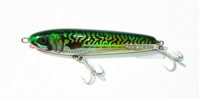 Salmo Sweeper SX extra heavy 14cm//63 Gramm Sinking Holographic Green Mackerel