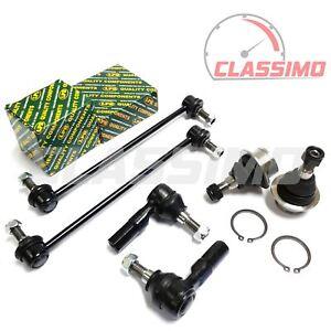 Pista-tirante-termina-insertes-vinculos-amp-Articulaciones-de-Bola-para-Ford-Transit-MK-6-2000-2006