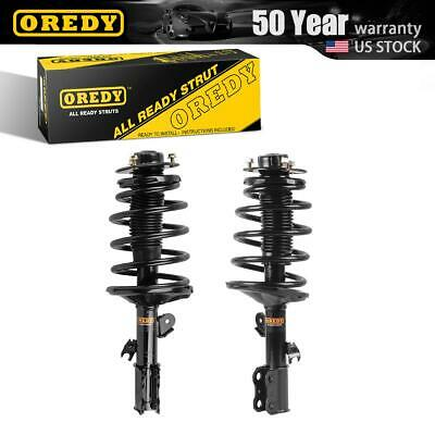 Front Left Quick Complete Strut /& Spring Assembly for 98-03 Toyota Sienna FWD