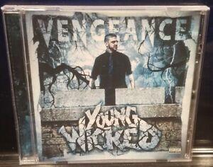 Young Wicked - Vengeance CD axe murder boyz amb twiztid insane clown posse mne