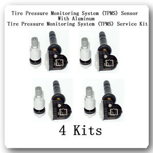 Sensor TPMS 5 TPMS Service Kit Fits:GM 5 Kits Tire Pressure Monitoring System