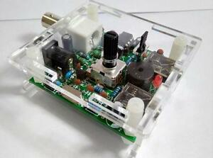 Assembled S-PIXIE CW QRP super shortwave radio transceiver radio 7.023khz + case