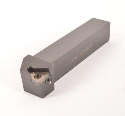 25 x150mm Lathe Threading Turning Tool threading boring bar for22ER SER2525M22