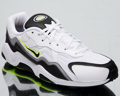 Nike Air Zoom Alpha Men's New White Volt Wolf Grey Lifestyle Sneakers BQ8800 002 | eBay