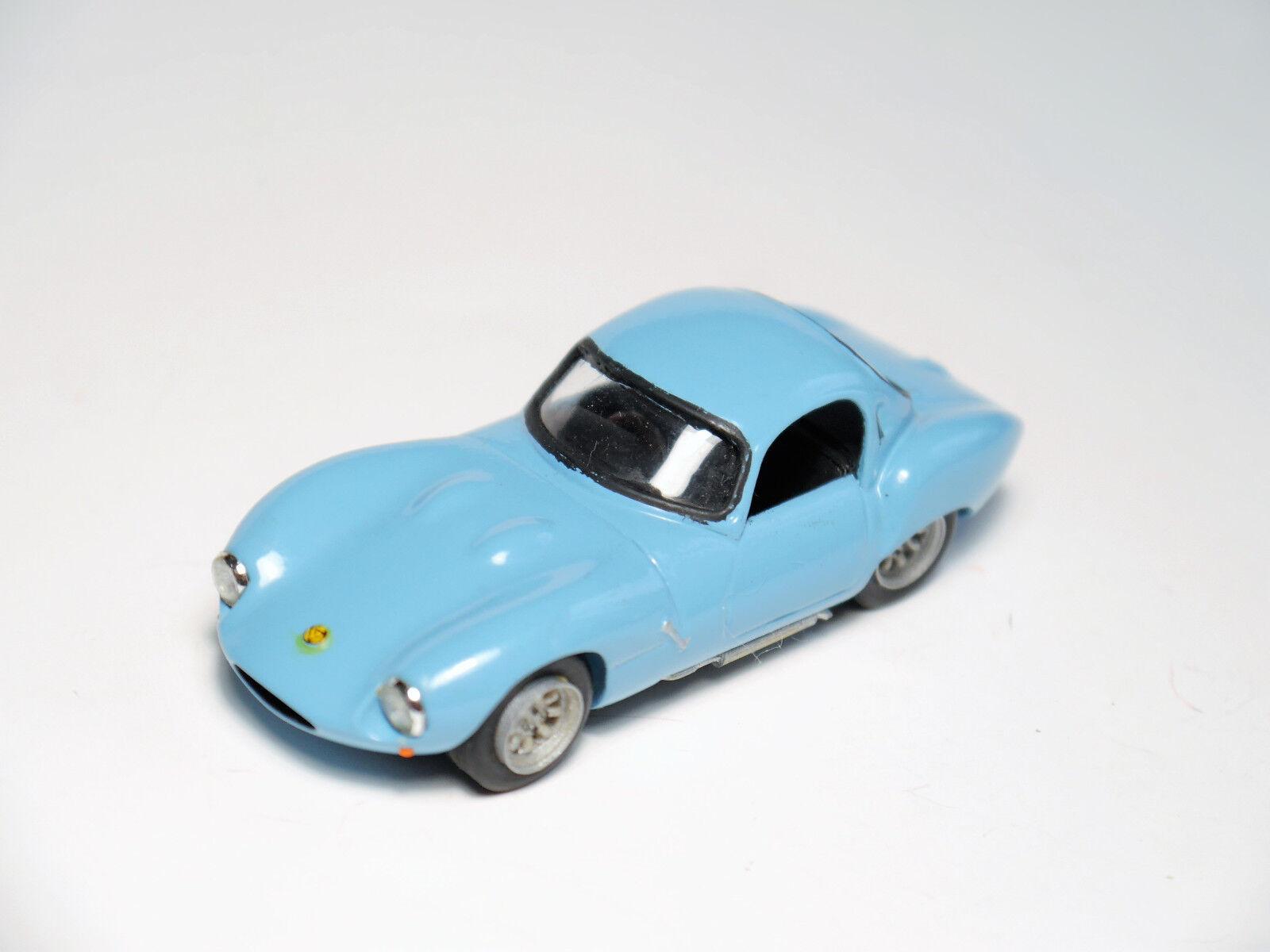 Ginetta g4 COUPE in blu blu, fatto a mano handmade/East Anglia models in 1:43