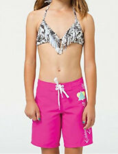 75% OFF! AUTH BILLABONG GIRL'S BOARD SWIM SHORTS SIZE 6X / 6T BNEW $29.50