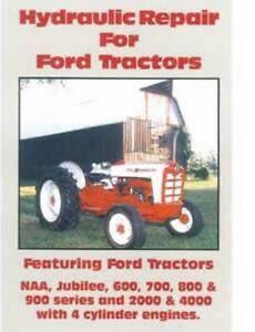 Ford-NAA-Jubilee-600-700-800-900-2000-4000-4-Cylinder-Hydraulic-Repair-DVD