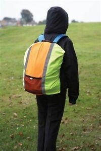 Rucksackcover-Regenhuelle-Regenschutz-Reflektoren-mit-kleiner-aufgesetzte-Tasche
