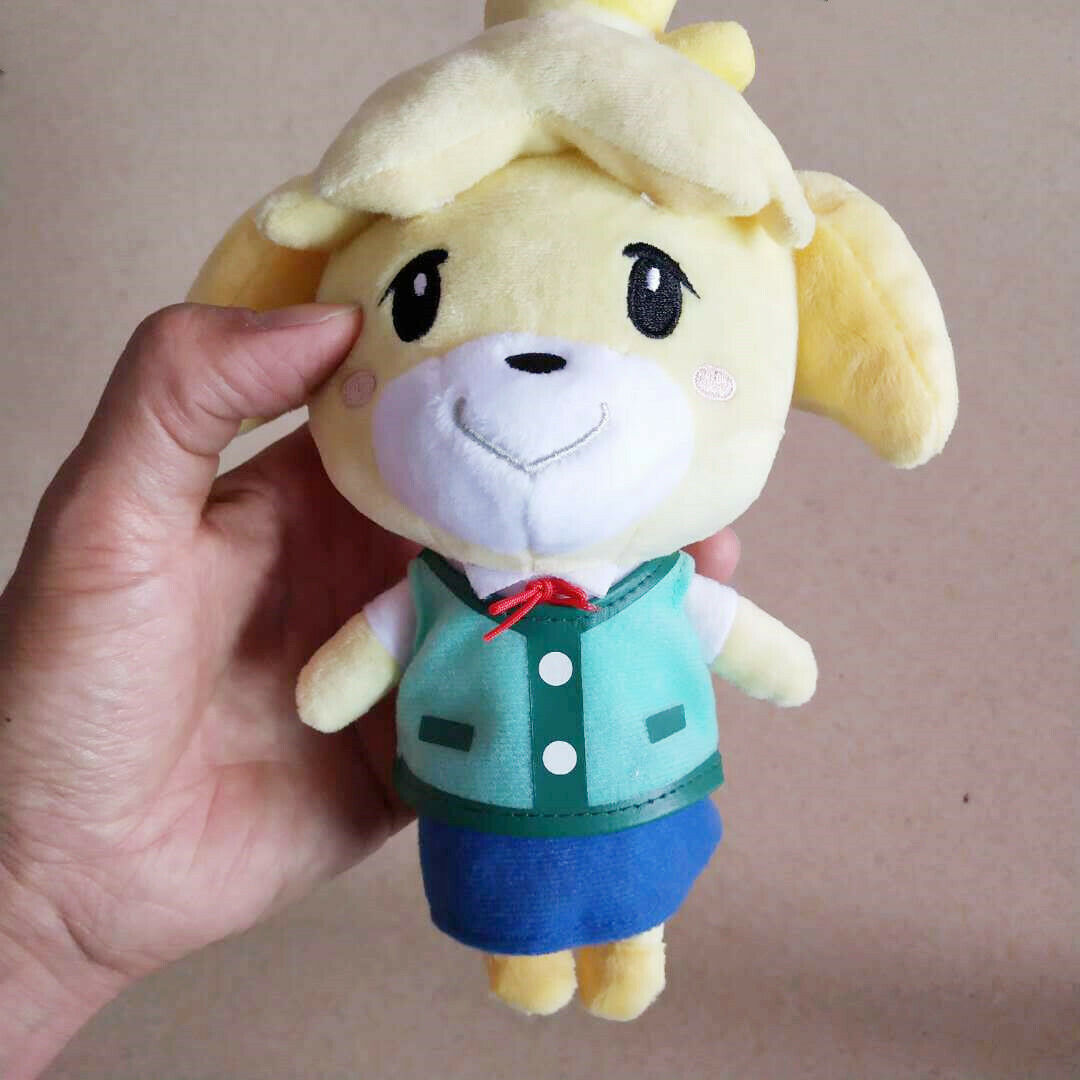 Animal Crossing New Leaf Isabelle Shizue Plush toy Gift ...