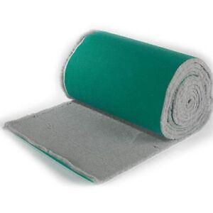 Alfombra absorbente 1.000 grm GRIS 1m. x 1,50m. BASE SIN