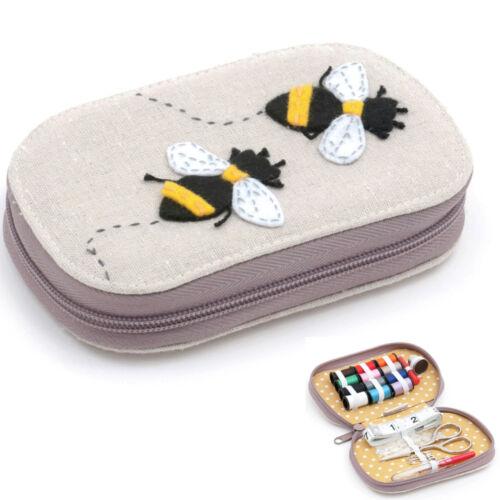 Kit De Coser apliques caso zip con contenido-Bee-hobbygift Premium TK05A\347