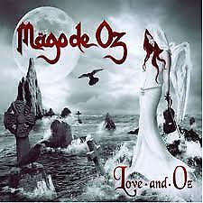 """2CD MAGO DE OZ """"LOVE AND OZ -JEWELL-"""". Nuevo y precintado"""