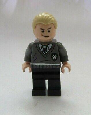 NEW LEGO DRACO MALFOY MINIFIG harry potter figure minifigure 4841 slytherin body