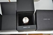 BNIB CERRUTI 1881 WATCH -UNWANTED PRESENT