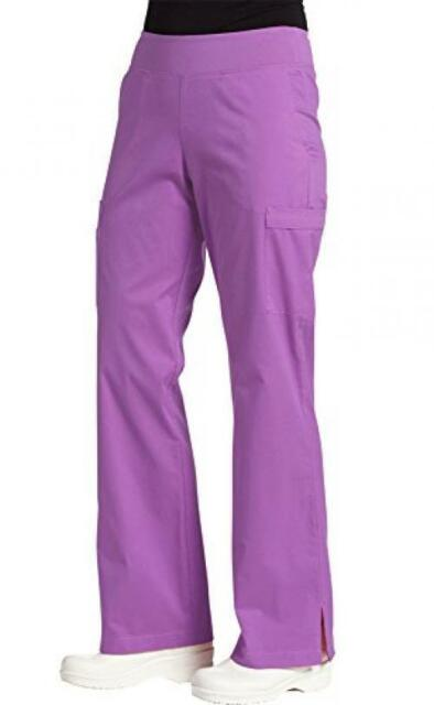 e3eb8649ef2 Allure by White Cross Women's Yoga Elastic Waistband Scrub Pant Xx-Small  Lilac