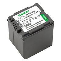 1x Kastar Battery For Panasonic Vw-vbg260 Sdr-h41 Sdr-h50 Sdr-h60 Sdr-h79 H80