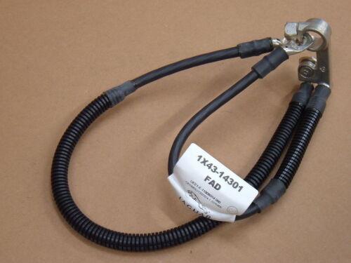 Jaguar 2001-2006.5  X-Type Negative Battery Cable C2S44634 OEM