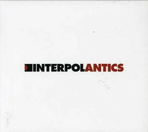 1 of 1 - Interpol - Antics [New CD]
