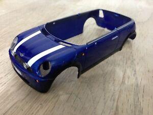 Scalextric Spares Bmw Mini Cooper Body Shell Custom Chop Ebay