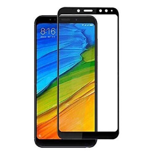 Xiaomi redmi note 5-plenamente comporta 3d lámina tanques protector de pantalla móvil