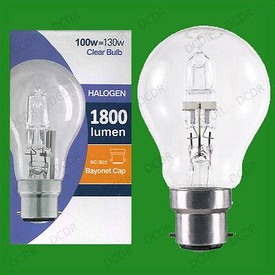 4x 60w Standard-Glühlampen GLS Glühbirne Lampe Bajonett Kappe BC B22