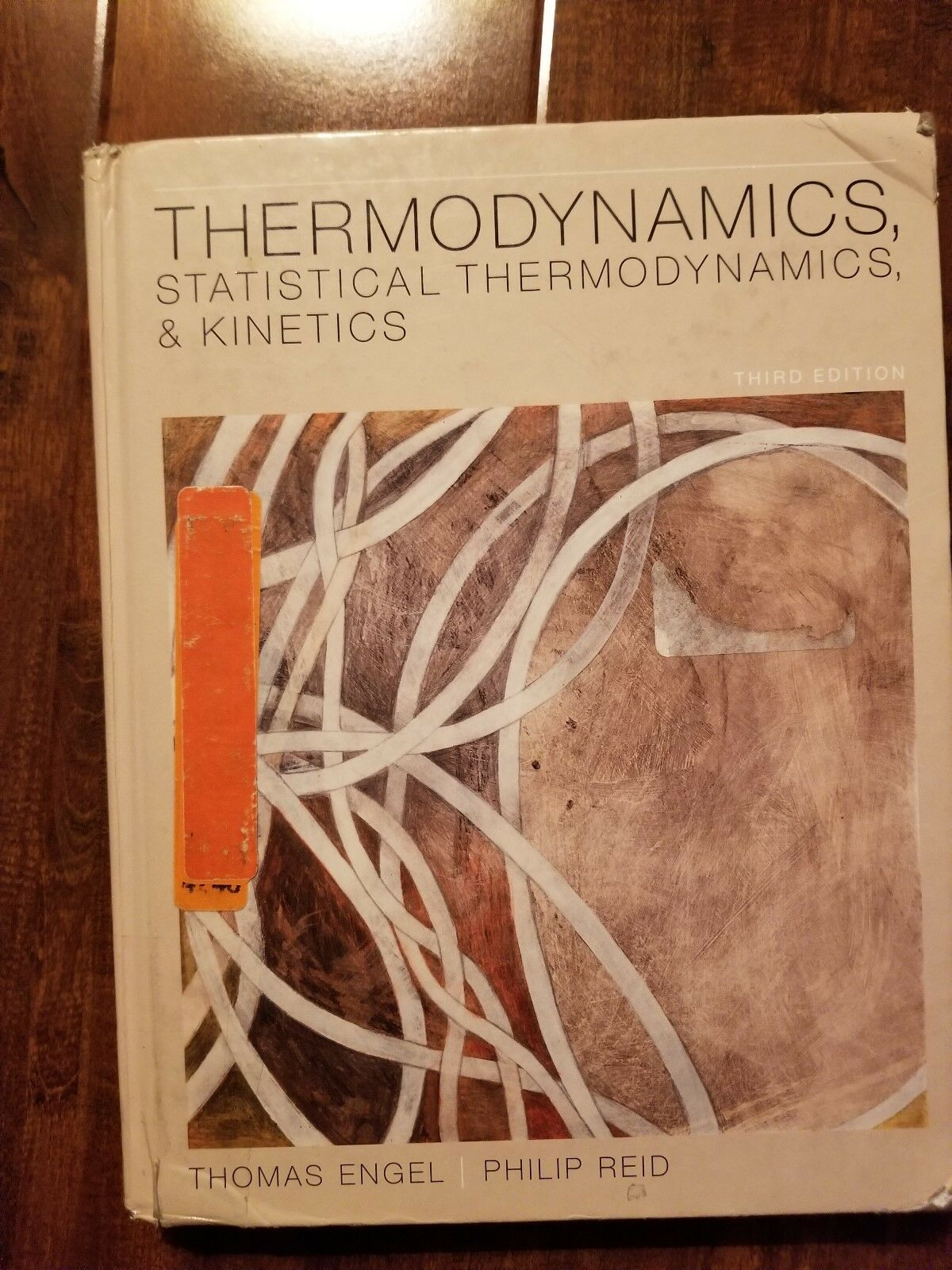Thermodynamics, Statistical Thermodynamics, and Kinetics by Philip Reid and Thomas  Engel (2012, Hardcover, Revised) | eBay