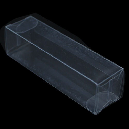 PVC Plastic Clear Boxes Transparent Wedding Party Gift Candy Favor Packaging Box