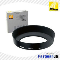 NEW Genuine Nikon HN-2 Lens Hood HN 2 Screw-In Lens Hood 28mm f2.8 D