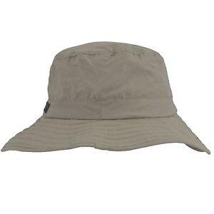 SEIRUS 3802 NYLON FLOPPY SUN HAT SUMMER FOLD UP BRIM BOONIE CAP LID ... 794badc8d90
