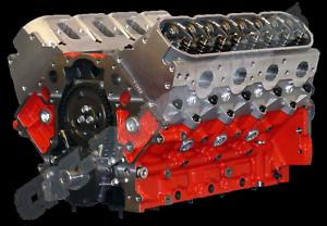 Details about GM LSX LS7 7 0L 427 CNC PRO STREET LONG BLOCK BRODIX BR3  HEADS, CP 11 2:1 Piston