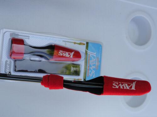 4 x Jaws Neoprene Rod Top Type II Protector /_ Color in Red Tip