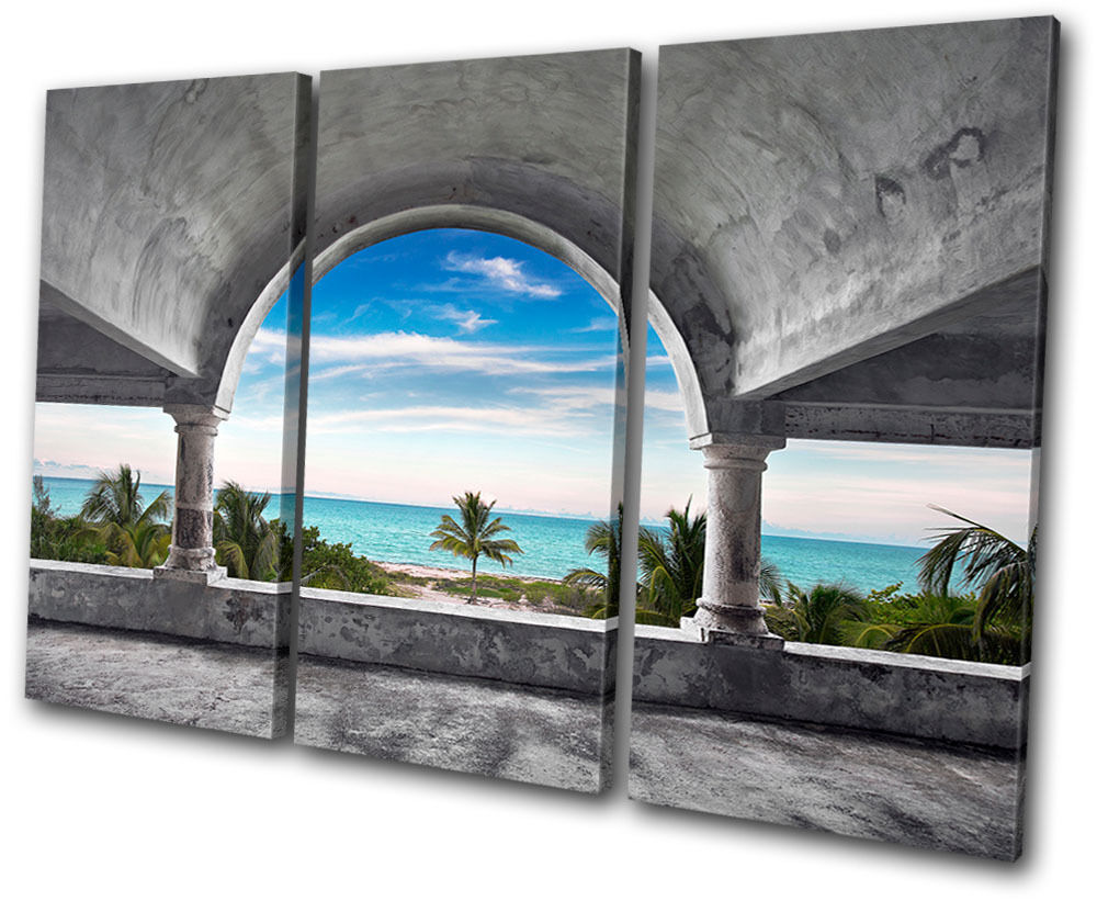 Landscapes impresion Mexico TREBLE LONA pared arte Foto impresion Landscapes 8cf01a