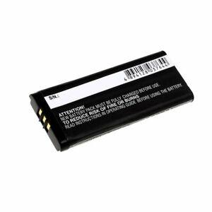 Akku für Nintendo DSI LL/ Typ UTL-003 3,7V 900mAh/3,2Wh Li-Ion Schwarz