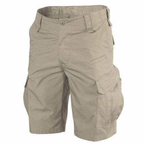 Helikon Tex CPU-Shorts Ripstop Combat Patrol Uniform kurze Hose Khaki