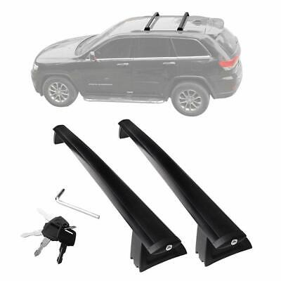 fit 2011-2018 Jeep Grand Cherokee OE Style Roof Rack Cross Bars Luggage Carrier