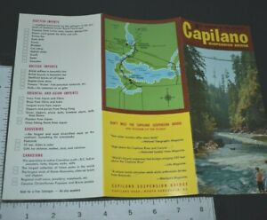 North-Vancouver-Canada-Vintage-Travel-Brochure-Capilano-Suspension-Bridge