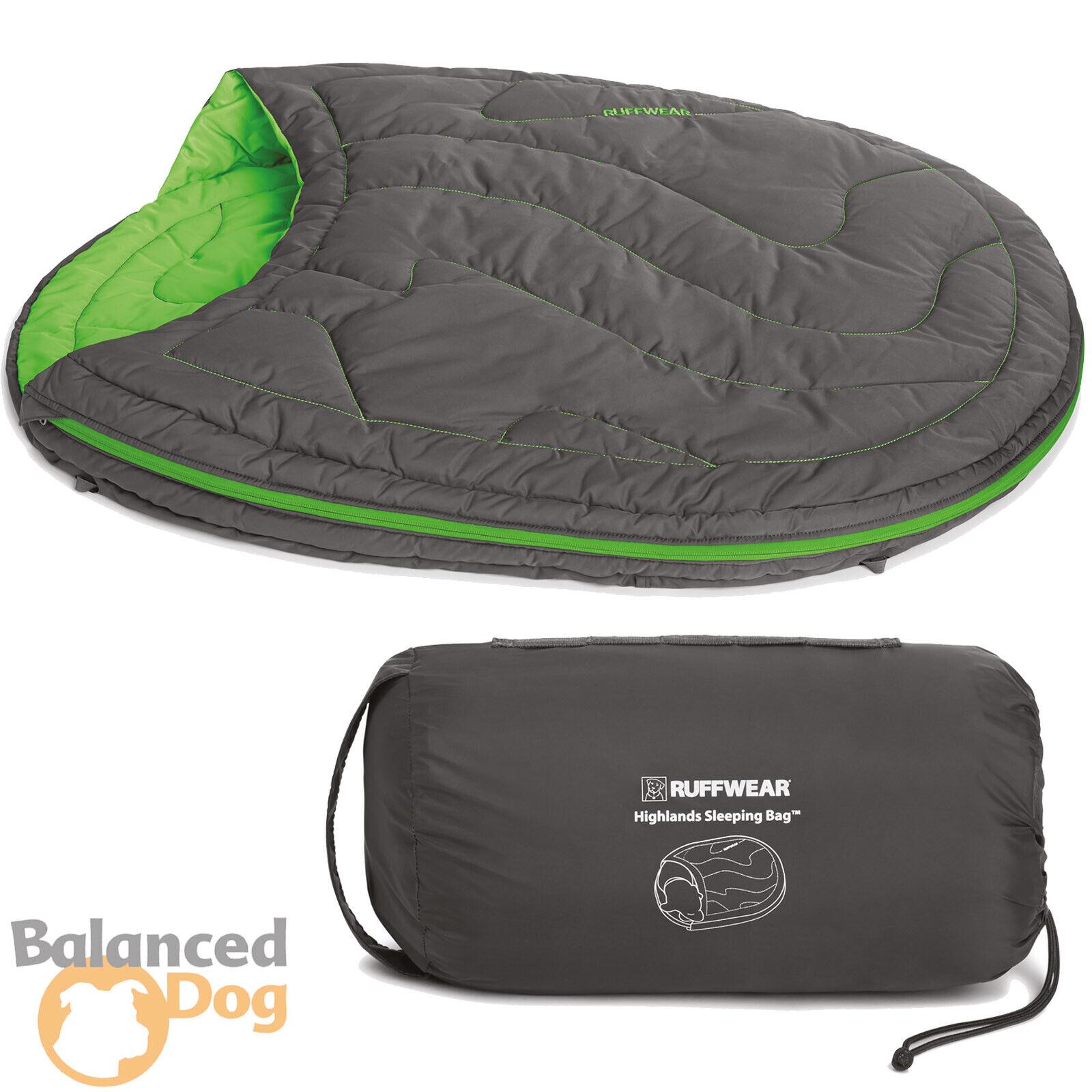 Ruffwear HundeschlafsackHighlands Bag Hundebett Schlafsack Hund Camping Outdoor